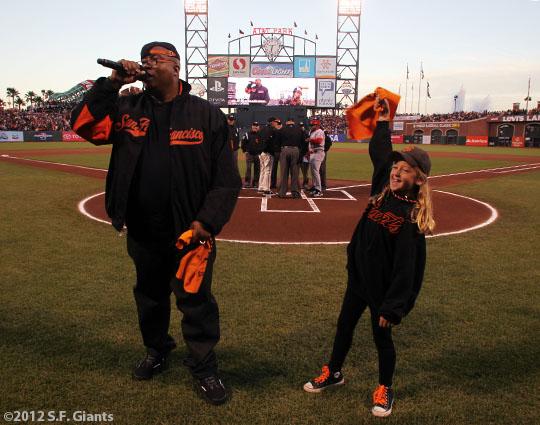 San Francisco Giants, S.F. Giants, photo, 2012, Postseason, E-40