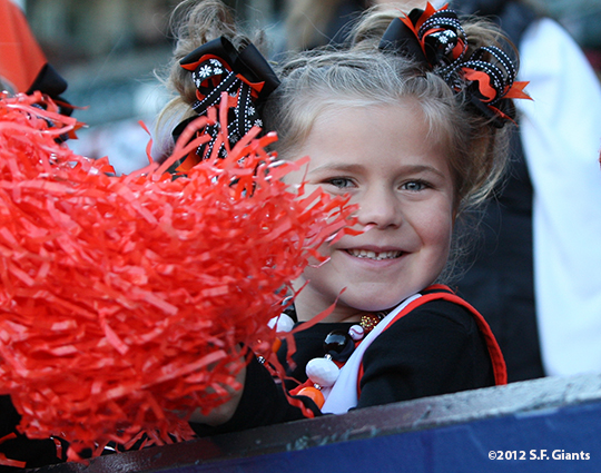 San Francisco Giants, S.F. Giants, photo, 2012, Postseason, Fans