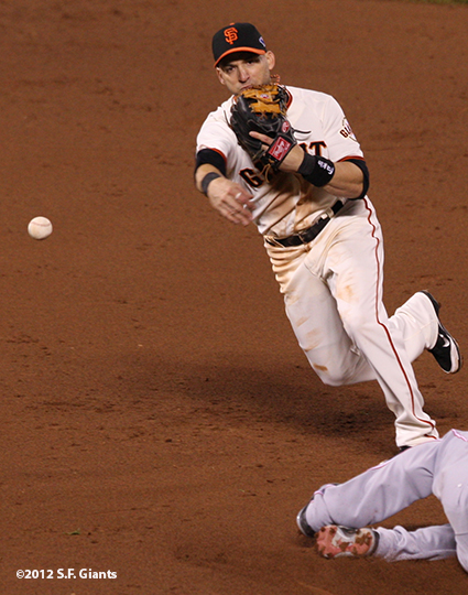 sf gaints, san francisoc giants, photo, 2012, nlds game 2, 10/7/2012, marcos cutaro