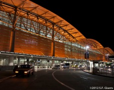San Francisco Giants, S.F. Giants, photo, 2012, Postseason, San Francisco Airport