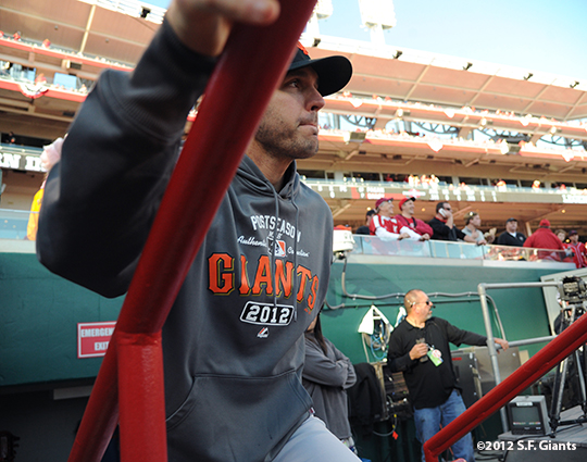 sf giants, san francisco giants, photo, nlds, 2012, barry zito