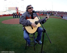 San Francisco Giants, S.F. Giants, photo, 2012, NLCS, Jose Feliciano