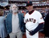 San Francisco Giants, S.F. Giants, photo, 2012, NLCS, Bob Weir and Tim Flannery
