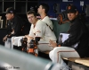San Francisco Giants, S.F. Giants, photo, 2012, NLCS, Buster Posey