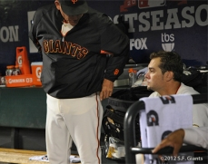 Dave Righetti and Ryan Vogelsong