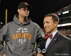 Ryan Vogelsong and Ken Rosenthal