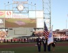 San Francisco Giants, S.F. Giants, photo, 2012, NLCS, Color Guard