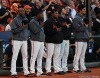 San Francisco Giants, S.F. Giants, photo, 2012, NLCS, Team