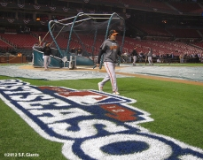 sf giants, san francisco giants, workout day, 10/16/2012, photo, team