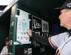 sf giants, san francisco giants, photo, nlcs, 2012, ron wotus