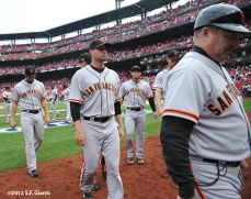 sf giants, san francisco giants, photo, 10/17/2012, nlcs game 3, team