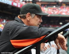 sf giants, san francisco giants, photo, nlcs, 2012, bruce bochy