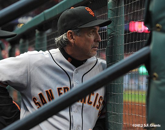 sf giants, san francisco giants, photo, 10/17/2012, nlcs game 3, ron wotus