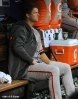 sf giants, san francisco giants, photo, 10/17/2012, nlcs game 3, matt cain