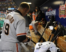 sf giants, san francisco giants, photo, 10/17/2012, nlcs game 3, marco scutaro