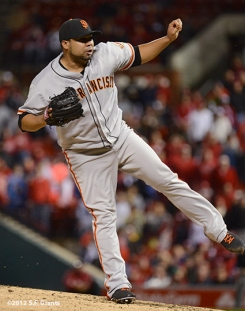 ssf giants, san francisco giants, photo, 10/17/2012, nlcs game 3, jose mijares