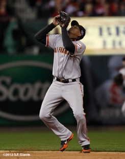 sf giants, san francisco giants, photo, 10/18/2012, nlcs game 4, JOQUIN ARIAS