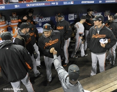 sf giants, san francisco giants, photo, 10/18/2012, nlcs game 4, team