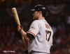 sf giants, san francisco giants, photo, nlcs, 2012, aubrey huff