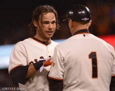 Brandon Crawford & Tim Flannery