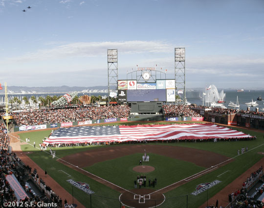San Francisco Giants, S.F. Giants, photo, 2012, NLCS