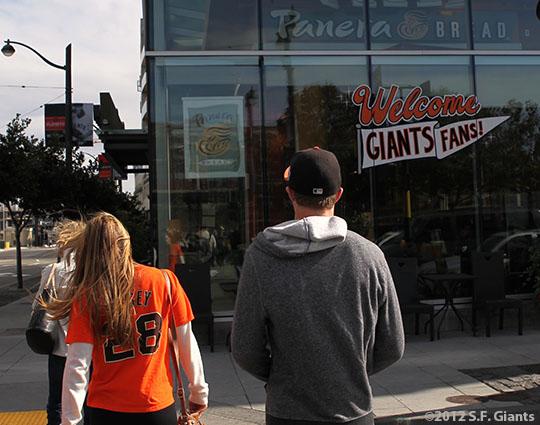 San Francisco Giants, S.F. Giants, photo, 2012, World Series