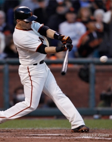 sf giants, san francisco giants, photo, 10/22/2012, nlcs game 7, clinch, marco scutaro