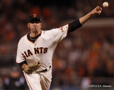 jeremy affeldt, sf giants, san francisco giants, photo, 10/22/2012, nlcs game 7, clinch,