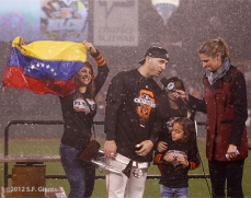 San Francisco Giants, S.F. Giants, photo, 2012, NLCS, Marco Scutaro