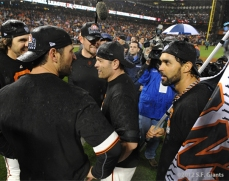 Barry Zito, Xavier Nady, Aubrey Huff, Freddy Sanchez & Angel Pagan
