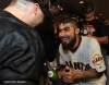 San Francisco Giants, S.F. Giants, photo, 2012, NLCS, Sergio Romo, marco scutaro