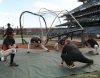 San Francisco Giants, S.F. Giants, photo, 2012, NLCS, Barry Zito, Madison Bumgarner, Tim Lincecum, Ryan Vogelsong