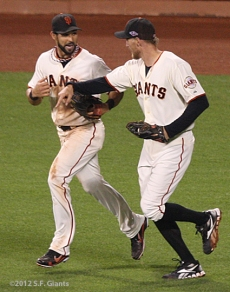 Anger Pagan & Hunter Pence