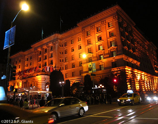 San Francisco Giants, S.F. Giants, photo, 2012, World Series,