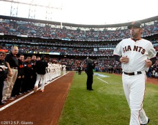 San Francisco Giants, S.F. Giants, photo, World Series, Jeremy Affeldt