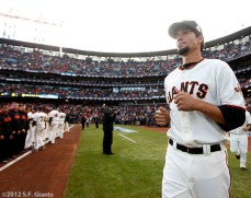 San Francisco Giants, S.F. Giants, photo, World Series, Javier Lopez