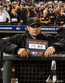 San Francisco Giants, S.F. Giants, photo, 2012, World Series, Ryan Vogelsong