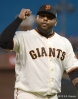 sf giants, san francisco giants, photo, 10/24/2012, world series game 1, pablo sandoval,