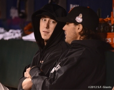 Tim Lincecum & Barry Zito