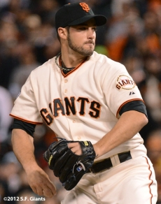 sf giants, san francisco giants, photo, 10/24/2012, world series game 1, george kontos