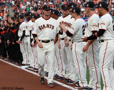 San Francisco Giants, S.F. Giants, photo, World Series, Ryan Vogelsong