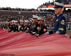 Extending the Flag