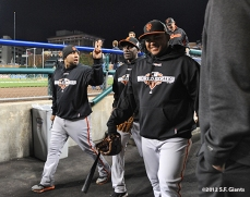 sf giants, photo, 10/26/2012, world series, roberto kelly