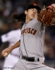 sf giants, photo, 10/27/2012, world series, game 3, tim lincecum