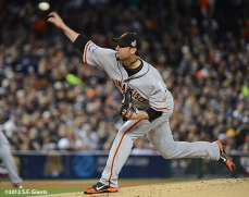 sf giants, photo, 10/27/2012, world series, game 3, ryan vogelsong
