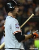 sf giants, photo, 10/27/2012, world series, game 3, brandon belt