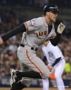 sf giants, photo, 10/27/2012, world series, game 3, hunter pence