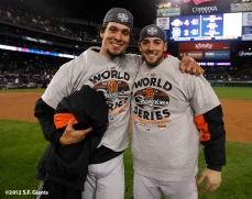 Javier Lopez and George Kontos