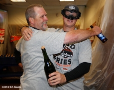 Bill Hayes and Matt Cain