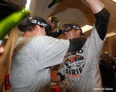 Matt Cain and Ryan Vogelsong